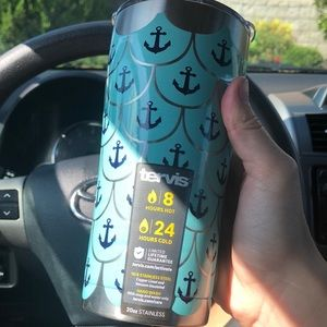 Tervis Cup with Anchors
